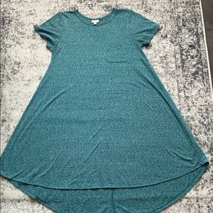 Women's Lularoe Carly dress